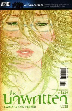 UNWRITTEN (2009 DC/VERTIGO) #35