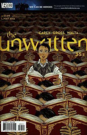 UNWRITTEN (2009 DC/VERTIGO) #35.5