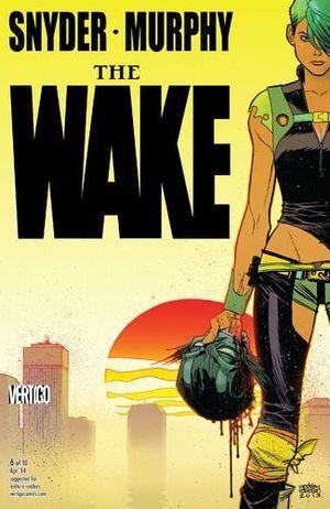 WAKE (2013 DC) #6