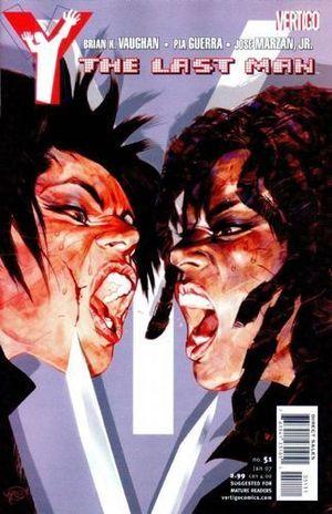 Y THE LAST MAN (2002) #51