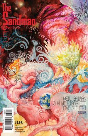 SANDMAN OVERTURE (2013) #5
