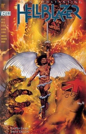 HELLBLAZER (1988) #64
