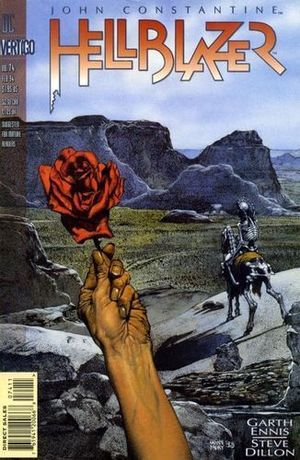 HELLBLAZER (1988) #74
