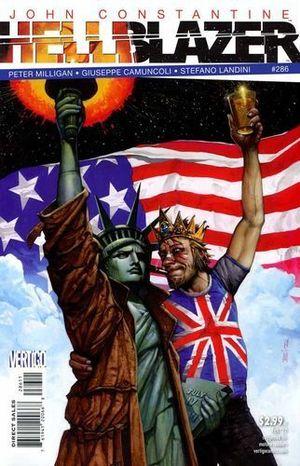 HELLBLAZER (1988) #286