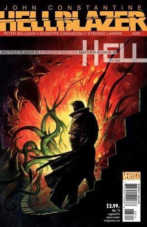 HELLBLAZER (1988) #287