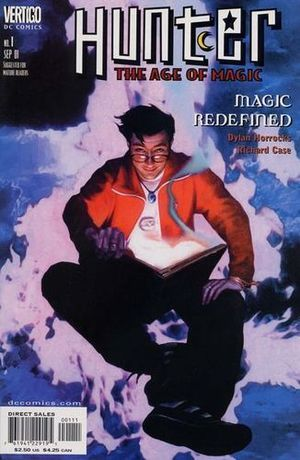 HUNTER THE AGE OF MAGIC (2001) #1