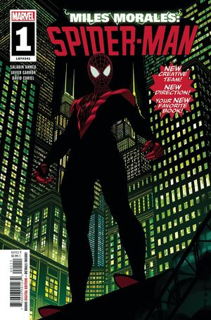 MILES MORALES SPIDER-MAN (2018) #1