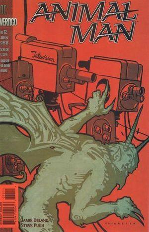 ANIMAL MAN (1988) #72
