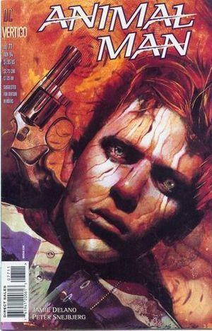ANIMAL MAN (1988) #77