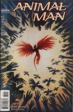 ANIMAL MAN (1988) #79