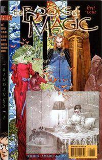 BOOKS OF MAGIC (1994) #1