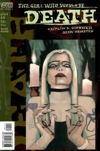 GIRL WHO WOULD BE DEATH (1998) #1