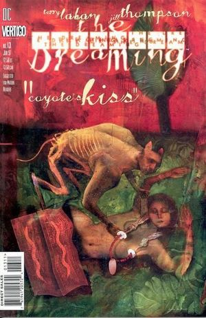 THE DREAMING (1996) #13