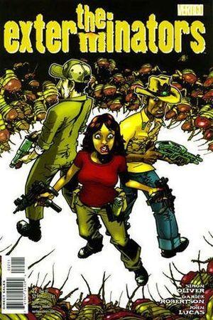EXTERMINATORS (2005) #22