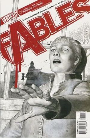 FABLES (2002) #11
