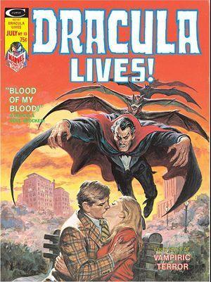 DRACULA LIVES (1973) #13