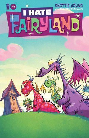 I HATE FAIRYLAND (2015 IMAGE) #7