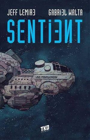 SENTIENT (2018) #1-6
