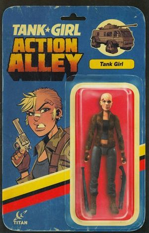 TANK GIRL ACTION ALLEY (2018) #1B