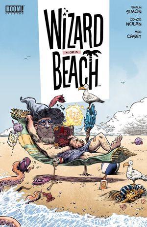 WIZARD BEACH (2018 BOOM)
