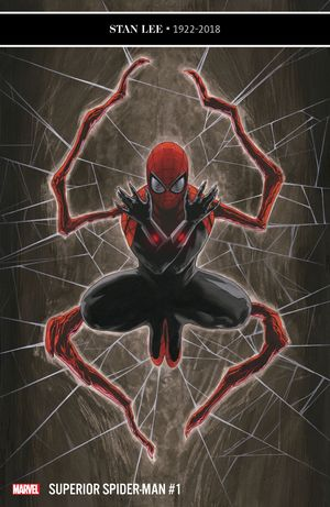 SUPERIOR SPIDER-MAN (2018 2ND SERIES) #1