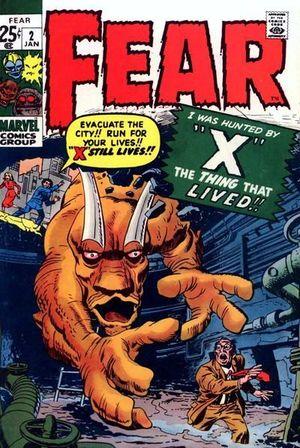 FEAR (1970) #2