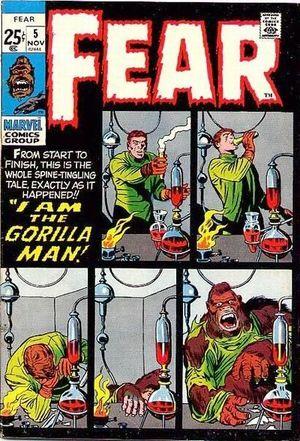 FEAR (1970) #5