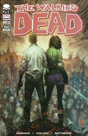 WALKING DEAD (2003) #100B