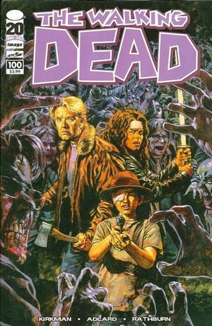 WALKING DEAD (2003) #100E