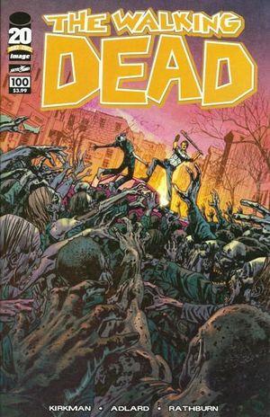 WALKING DEAD (2003) #100F