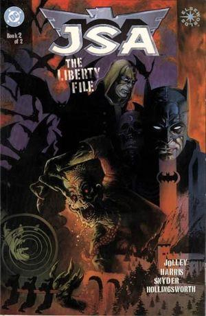 JSA THE LIBERTY FILE (2000) #2