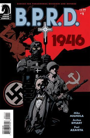 BPRD 1946 (2008) #1