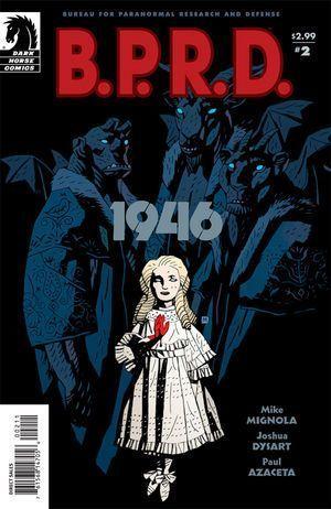 BPRD 1946 (2008) #2