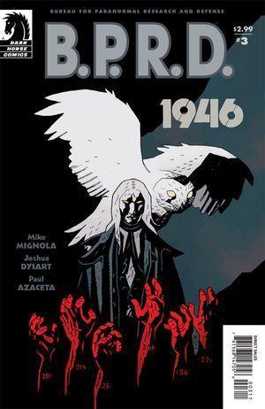 BPRD 1946 (2008) #3