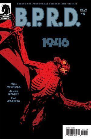 BPRD 1946 (2008) #5