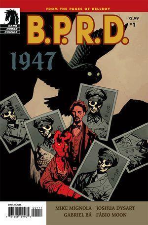 BPRD 1947 (2009) #1