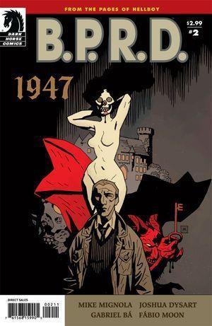 BPRD 1947 (2009) #2