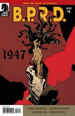 BPRD 1947 (2009) #3