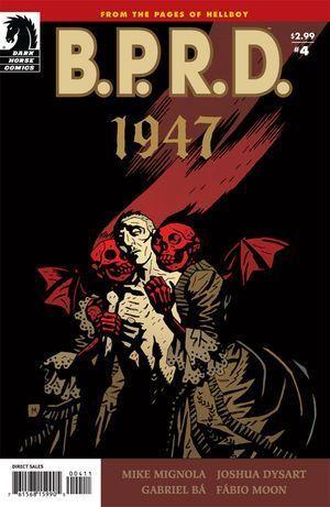BPRD 1947 (2009) #4