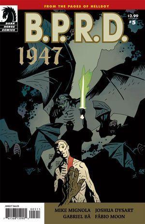 BPRD 1947 (2009) #5