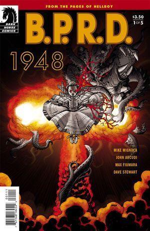 BPRD 1948 (2012) #1