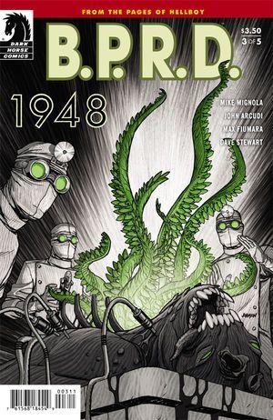 BPRD 1948 (2012) #3