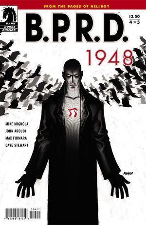 BPRD 1948 (2012) #4