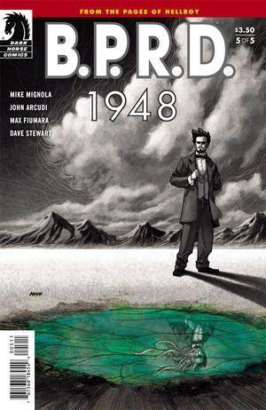 BPRD 1948 (2012) #5