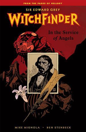 WITCHFINDER IN THE SERVICE OF ANGELS (2009) #1