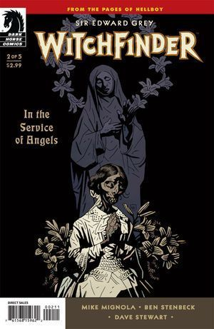 WITCHFINDER IN THE SERVICE OF ANGELS (2009) #2