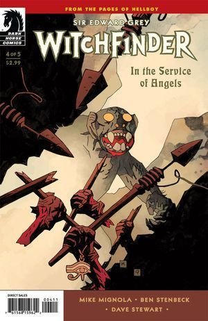 WITCHFINDER IN THE SERVICE OF ANGELS (2009) #4