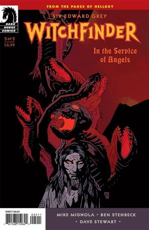 WITCHFINDER IN THE SERVICE OF ANGELS (2009) #5
