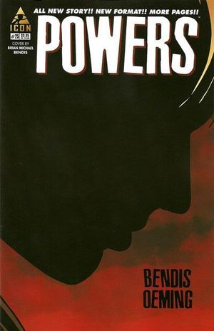 POWERS (2004 2ND SERIES) #25B