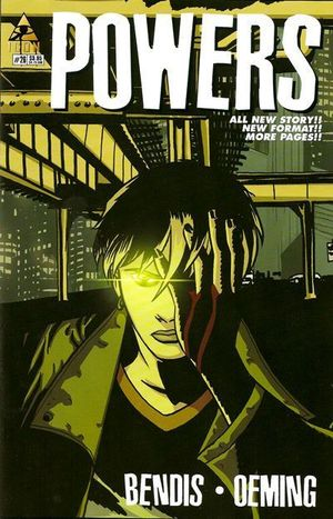 POWERS (2004 2ND SERIES) #26